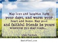 May Love and Laughter