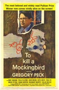 Old movies theme: To kill a Mockingbird