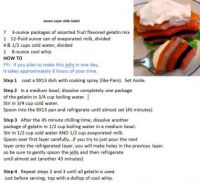 Seven Layer Jello Salad Recipe