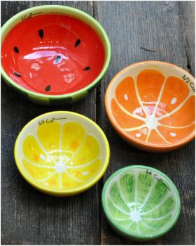 Fruit Measuring Cups
