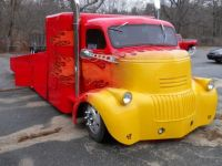 1950 Chevy Custom COE