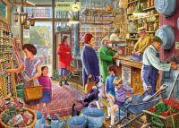 Herbert's Hardware Store by Steve Crisp