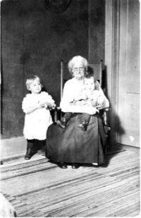 Julia W. Powers abt 1915