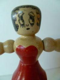 Jaymar toy company Betty Boop
