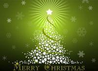Merry CHRISTmas to Earth.