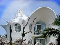 Theme: Conch Shell House, Isla Mugeres, Mexico
