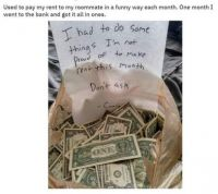 Funny payback