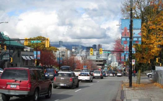 Cambie Street, Vancouver