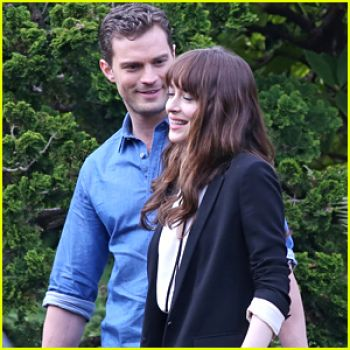 Fifty Shades Freed BTS