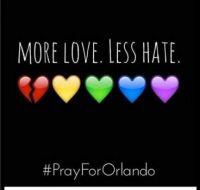 Pray for Orlando 2016