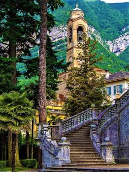 Chiesa di San Lorenzo, Tremezzo