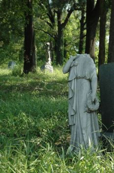 Abandoned Cemetery~Unknown