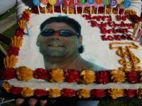 Happy Birthday Brian Cake