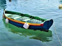 The 'Frejgatina' Boat, Marsascala, Malta