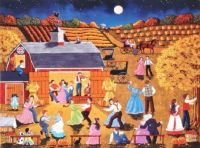 DANCING AT HARVEST MOON LANE