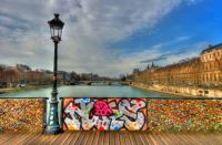 Lock Bridge Paris