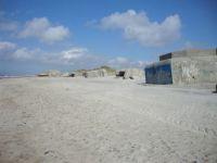 Bunkers på stranden
