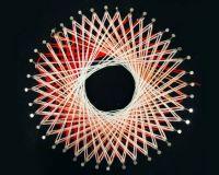 student string art