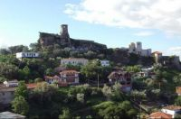 Kruja's castle (albania)