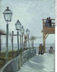 Montmarte 1886