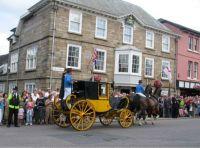 Trafalgar Day 21st Oct 2005 Okehampton Devon