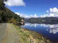 Cycling Heaven Along the Huon Estuary