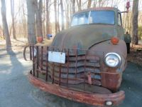 Rusty Wrecker Front View