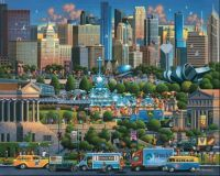 Chicago Outer Drive (Eric Dowdle)