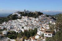 Pueblo Blanco, Andalusien