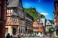 Bacharach, Germany, the bigger version