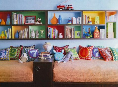 brightly bookcases
