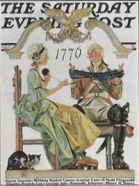 SEP July 1931 {J C Leyendecker}
