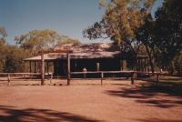 Elsey Homestead (Replica), Mataranka, Northern Territory, Australia