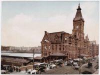 CNW Wells Street Station