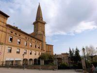 Residencia de ancianos en Erriberri.