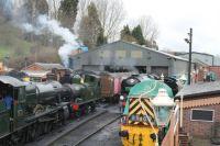 Bridgenorth Steam Shed
