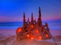 Another sandcastle