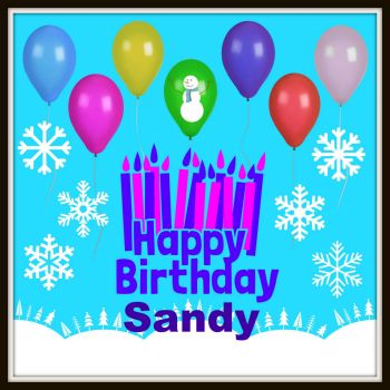 happy birthday sandy images Happy Birthday Sandy! | 196 pieces jigsaw puzzle happy birthday sandy images