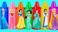 princess crayon