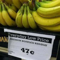 Never Worry Again About Bones In Your Bananas!