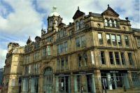 Bradford A Historic Part of Yorkshire. England.