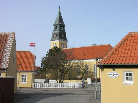 Skagen Demark Church