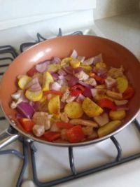 My Lunch Today ~ Stir Fry