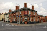 The Crown Inn, Baggholme Rd, Lincoln - 28th August 2013
