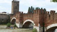 Fiume Adige, Verona, Italy