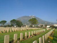 Cassino War Memorial Cemetary, Italy