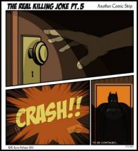 Bad News Batman Pt 5