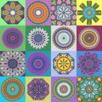 Kaleidoscope Collage: Extra Large