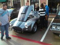 Cobra 'Cars & Coffee' Texas