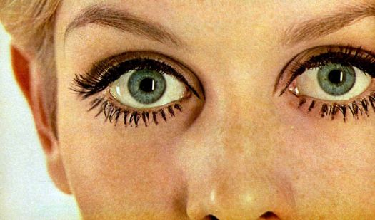 Twiggy's Eyes
